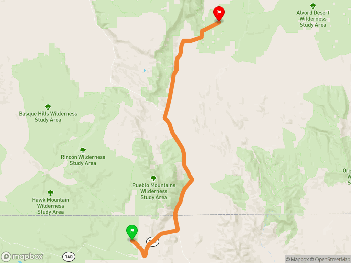 Alvord Desert Oregon Map.Rever Make Every Ride Count
