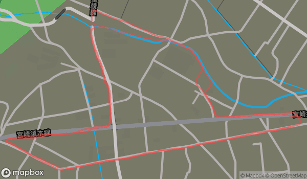 Run | 2019-10-03_run32m18s6_5km