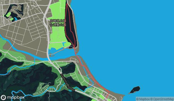 Run | 2018-06-27_run40m7s8_17km