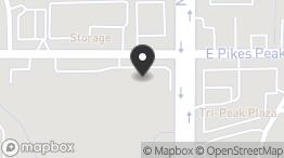 3775 E Pikes Peak Ave, Colorado Springs, CO 80909