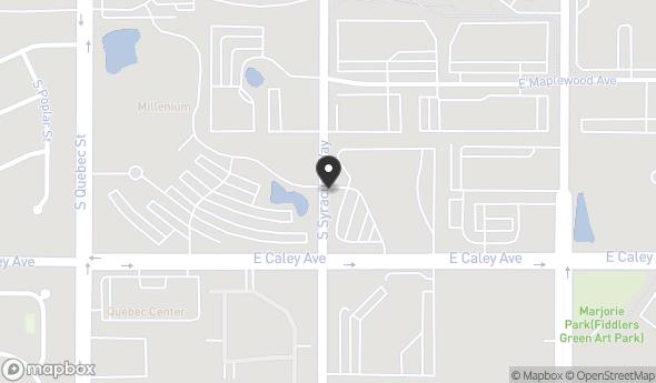 Location of CARRARA PLACE: 6200 S Syracuse Way, Greenwood Village, CO 80111