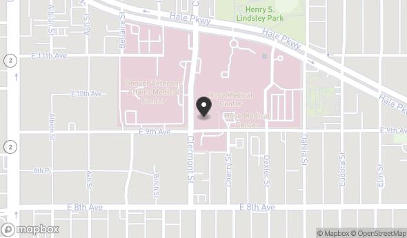 4545 E 9th Ave Denver Co 80220 Medical Office Off Market