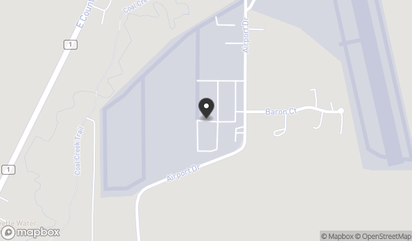 3000 Airport Dr Map View