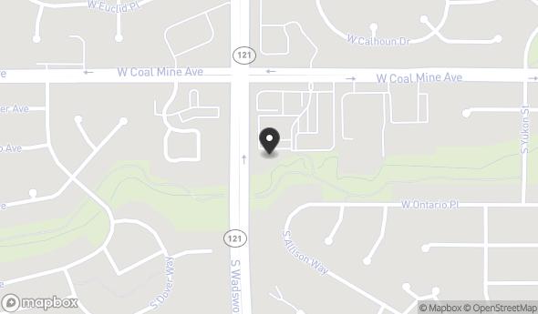Location of Dutch Creek Offices: 8370 W Coal Mine Ave, Littleton, CO 80123