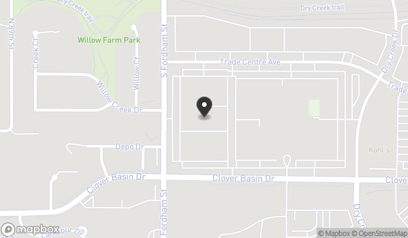 Location of The Campus @ Longmont: 1200 S Fordham St, Longmont, CO 80503