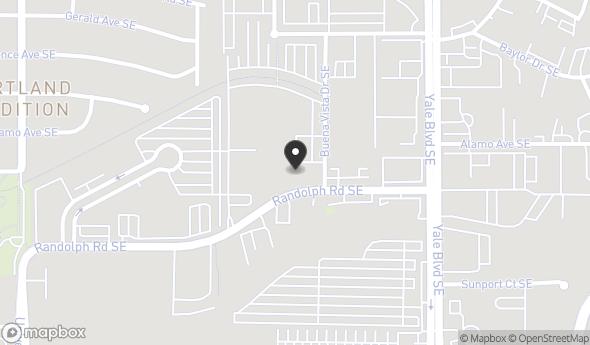 Location of 2501 Buena Vista SE, Albuquerque, NM 87106
