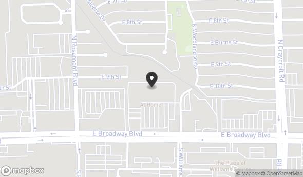 Location of 5255 E Broadway Blvd, Tucson, AZ 85711