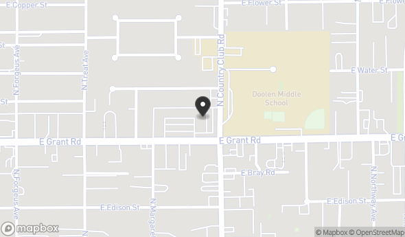 Location of SUNSTATE PLAZA: 2961 E Grant Rd, Tucson, AZ 85716