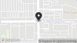 Tucson Place Shopping Center: 405-635 E. Wetmore Rd. & 4485 N First Ave., Tucson, AZ 85719