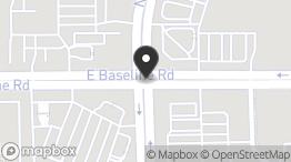 E Baseline Rd and S Higley Rd: E Baseline Rd and S Higley Rd, Mesa, AZ 85206