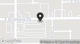 Hillcrest Plaza: 1241 E Broadway Rd, Mesa, AZ 85204