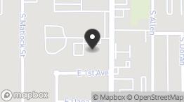 60 S Stapley Dr, Mesa, AZ 85204