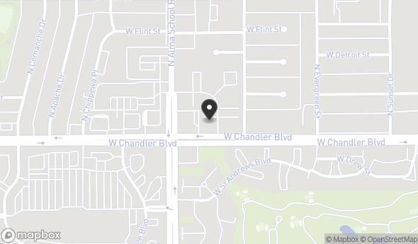 Location of Chandler Center: 936 W Chandler Blvd, Chandler, AZ 85225