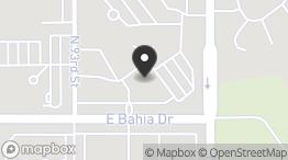Flex-Office-Showroom Space for Lease: 9380 E Bahia Dr, Scottsdale, AZ 85260