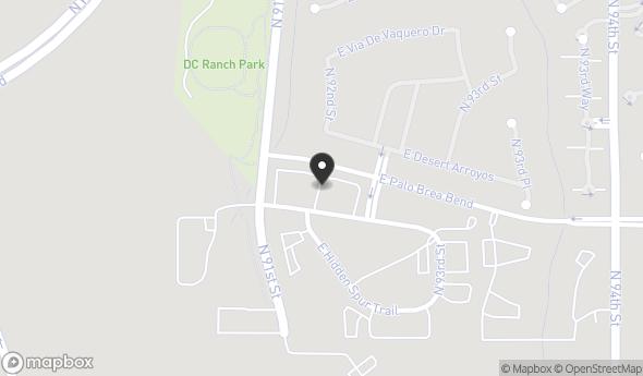 Location of Sold - Land in North Scottsdale: 9160 E Verde Grove Vw, Scottsdale, AZ 85255