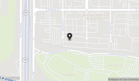 Location of McDowell Mountain Business Park: 16411 N 90th St, Scottsdale, AZ 85260