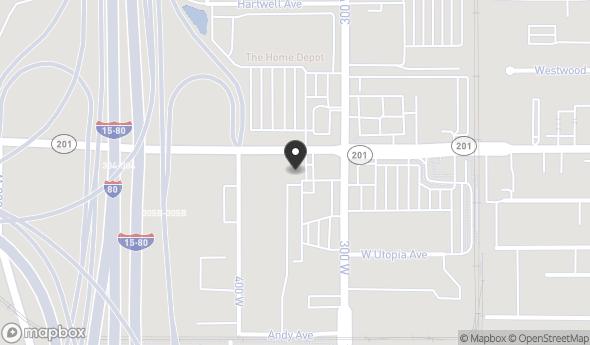 Location of 333 W 2100 S, South Salt Lake, UT 84115