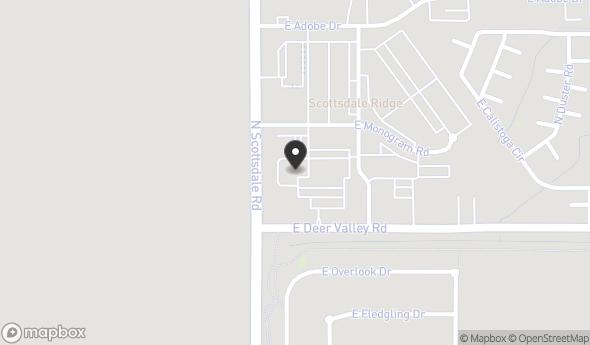 Location of SCOTTSDALE RIDGE: 21811 N Scottsdale Rd, Scottsdale, AZ 85255