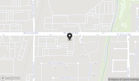 Location of Crossroads of Tempe: 303 W Elliot Rd, Tempe, AZ 85284