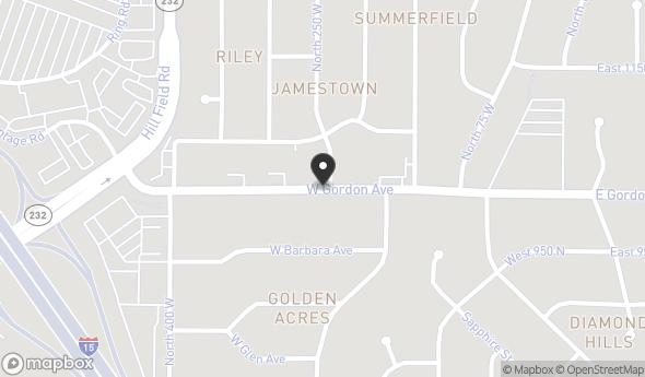 Location of GRANITE EQUITY PLAZA: 327 W Gordon Ave, Layton, UT 84041