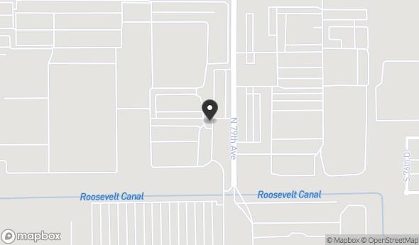 Location of N 79th Ave & W Van Buren St: N 79th Ave & W Van Buren St, Tolleson, AZ 85353