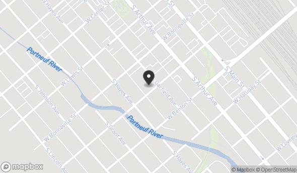 Location of Old Town Residential Four-Plex | 510 W Whitman Street: 510 W Whitman St, Pocatello, ID 83204