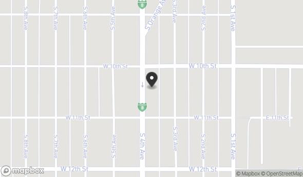 Location of 1047  S. 4th Ave, Yuma, AZ 85364