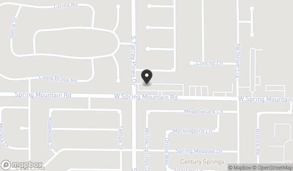 Location of Spring Mountain Professional Center: 6420-6480 Spring Mountain Rd, Las Vegas, NV 89146