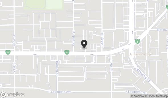 Location of 345 W 9th Avenue, Escondido, CA, 92025