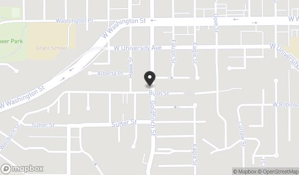 Location of GOLDFINCH STREET: GOLDFINCH STREET, San Diego, CA 92103