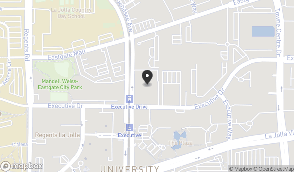 Location of Genesee Plaza : 9333 & 9339 Genesee Avenue, San Diego, CA, 92121