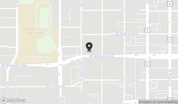 Location of Garden Court Building: 222 W Mission Ave, Spokane, WA 99201