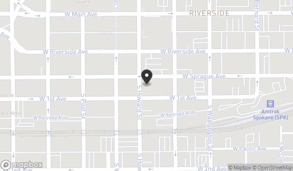 Location of Symons Building: 7 S Howard St, Spokane, WA 99201