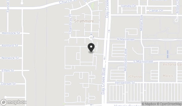 Location of DAY CREEK SQUARE: 7828 Day Creek Blvd, Rancho Cucamonga, CA 91739