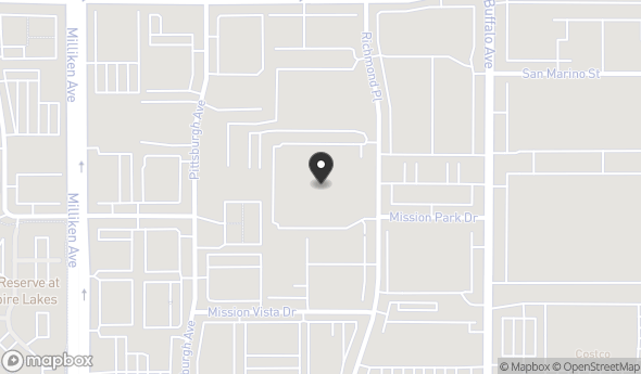 Location of 9448 Richmond Pl, Rancho Cucamonga, CA 91730