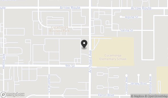 Location of Rancho Technology Center: 8632 Archibald Ave, Rancho Cucamonga, CA 91730
