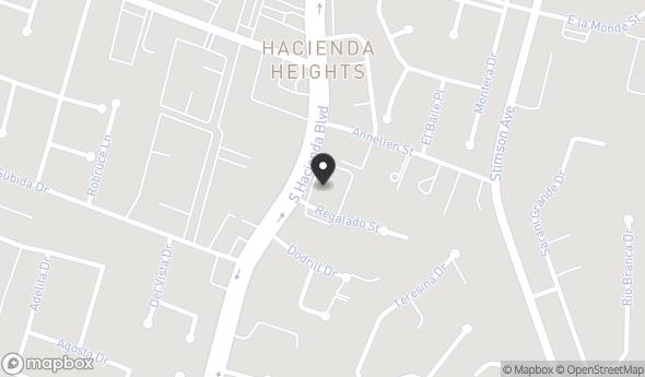 2440 S Hacienda Blvd Map View