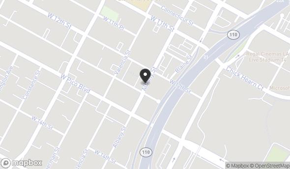 1212 Albany Street, Los Angeles, CA 90015 - Office, Flex Space ... on bonita park la habra ca, shooting in la habra ca, food la palma ca, map of la costa ca, 3460 la palma anaheim ca, street map of south la,
