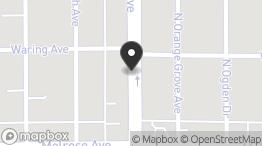743 N Fairfax Ave, Los Angeles, CA 90046