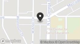 8500 Melrose Ave, West Hollywood, CA 90069