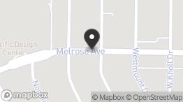8607 Melrose Ave, West Hollywood, CA 90069