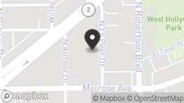 633 N La Peer Dr, West Hollywood, CA 90069
