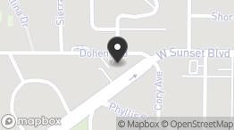 9229 W Sunset Blvd, West Hollywood, CA 90069