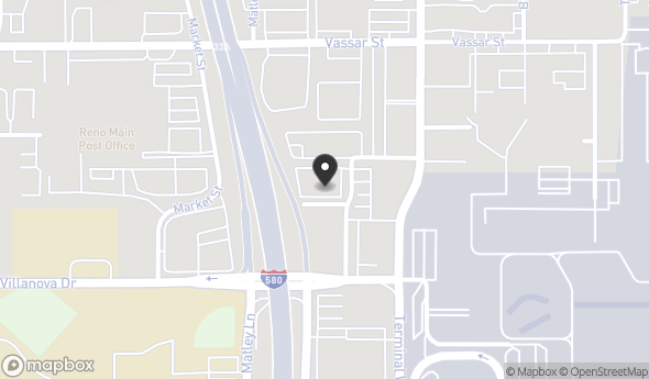 Location of Airport Commerce Center: 1335-1375 Airmotive Way, Reno, NV 89502