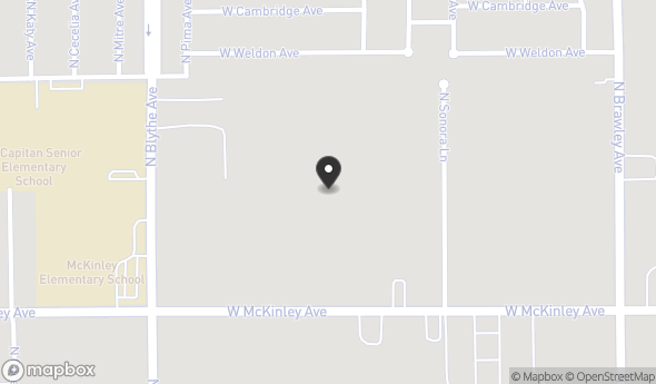 Location of ±18.93 Acres of Vacant Residential Land in Fresno, CA : 4260 W McKinley Ave, Fresno, CA 93722
