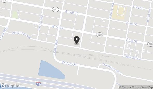 105 N Pennsylvania Ave Map View