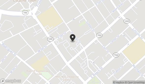 Location of 21 Brennan St, Watsonville, CA 95076