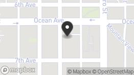 Ocean Avenue: Ocean Avenue, Carmel-by-the-Sea, CA 93921