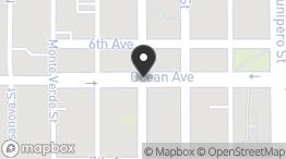 Ocean Avenue: Corner of Ocean Ave.&Dolores, Carmel, CA 93921
