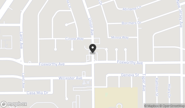 2981 Union Avenue Map View
